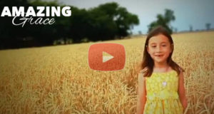 7 Year Old Rhema's Performance of Amazing Grace