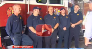 A Firefighters Simple Random Act Of Kindness