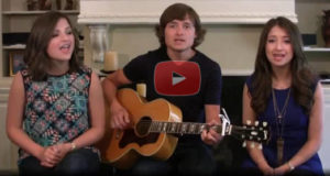 Siblings Awesome Performance of I Surrender All