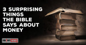 3 Surprising Things the Bible Says About Money