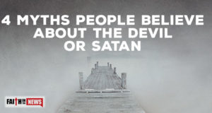 4 Myths People Believe About The Devil or Satan