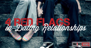4 Red Flags in Dating Relationships