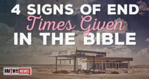 4 Signs Of End Times Given In The Bible