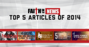 Top 5 articles of 2014
