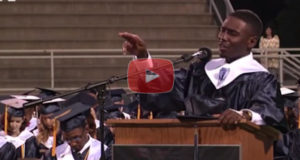 A Student's Faith On Display During A Medical Emergency At A Graduation