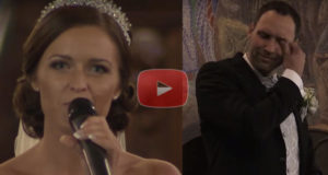 Have The Kleenex Ready When You Watch This Amazing Wedding Surprise