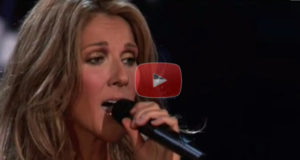 """Get In The Christmas Spirit With """"O Holy Night"""" Sung By The Wonderful Voice Of Celine Dion"""