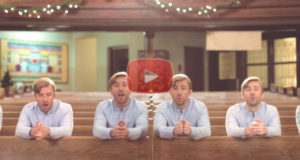 Peter Hollens Rendition of Mary Did You Know