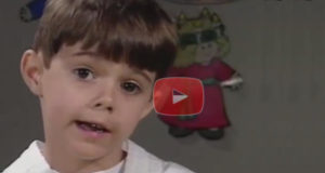 Boy Tells Us Why God Made Grandmothers