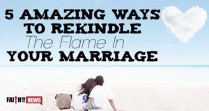 5 Amazing Ways To Rekindle The Flame In Your Marriage