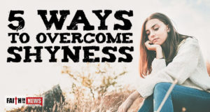 5 Ways To Overcome Shyness