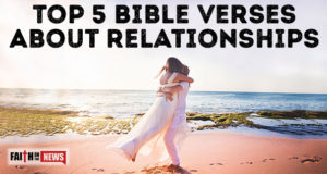Top 5 Bible Verses About Relationships